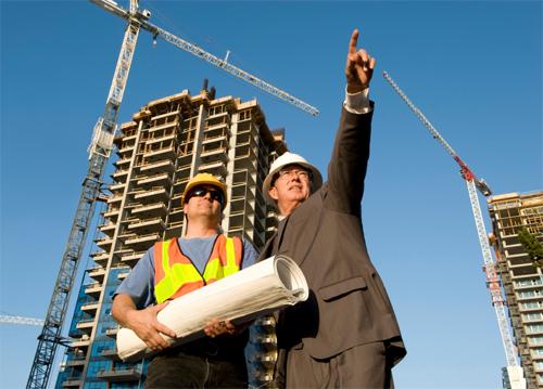 Применение строительной техники в современном строительстве