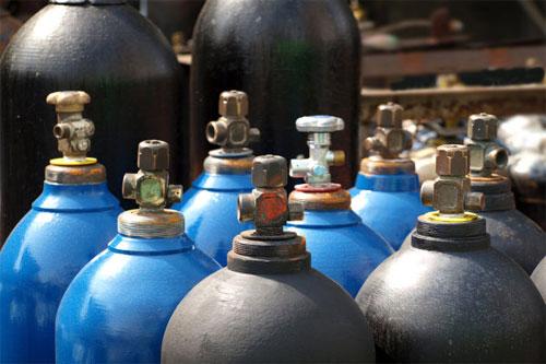 Виды и сферы использования газовых баллонов