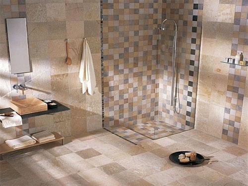 Правила укладки плитки в ванной комнате