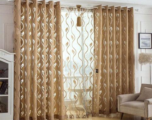 Как подобрать шторы к интерьеру дома