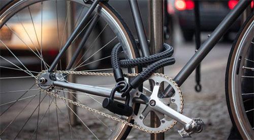 Как выбрать велосипедный замок?