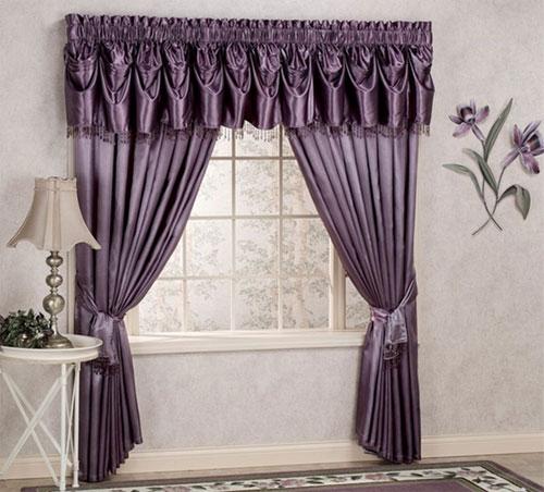 Как правильно выбрать шторы для гостиной