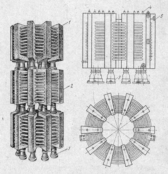 бетон реактор