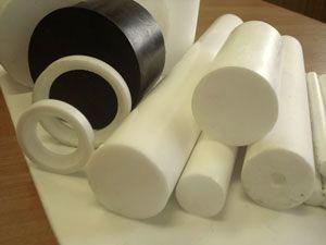 Высокотехнологичные материалы: фторопласты и эбонит