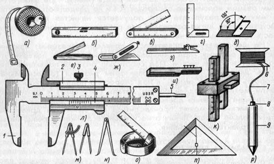 Инструмент для разметки