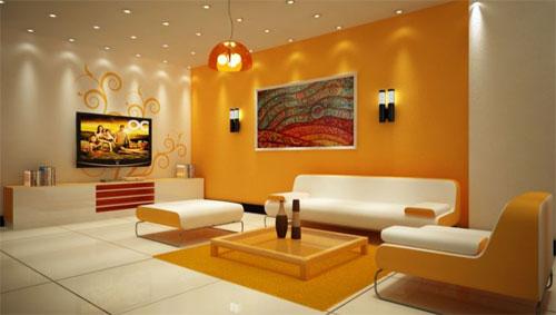 Оранжевый зал