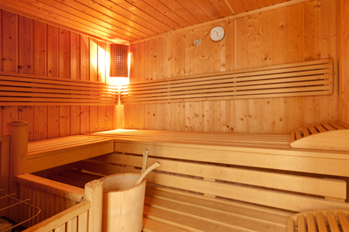 Какое должно быть освещение бани?