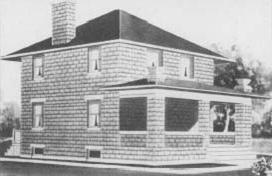 История бетонного блока