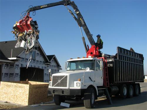 Строительный мусор: правила вывоза и места утилизации