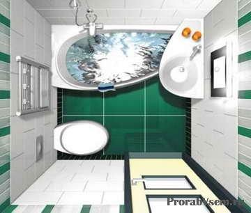 На что обратить внимание при ремонте ванной