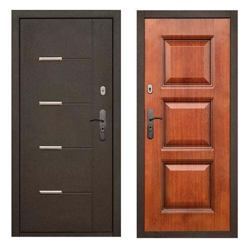 Надежная входная дверь обеспечит безопасность жилья