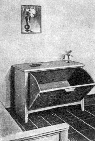 Жилая комната в двухкомнатной квартире