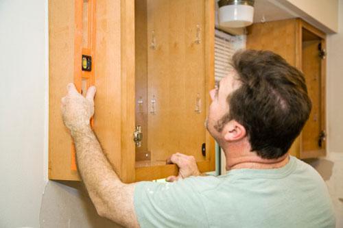 Обновление кухонного шкафа