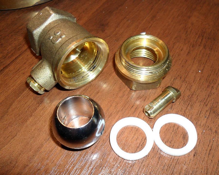 Как правильно установить шаровой кран для газа?
