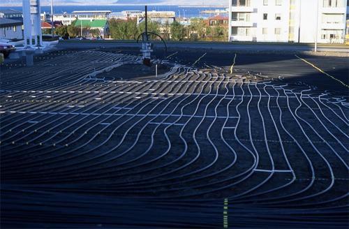 Электрообогрев открытых площадок – эффективно, безопасно, экономично