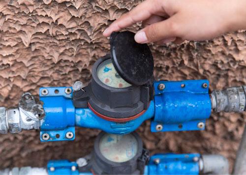 Принцип работы водяного счётчика