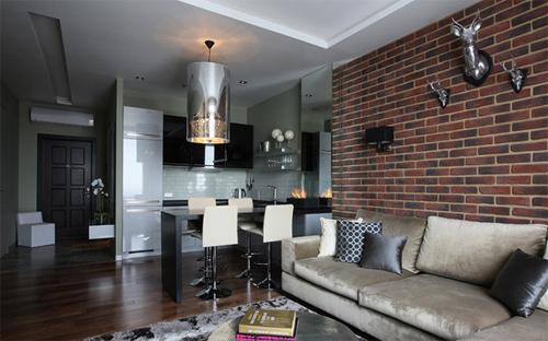 Стильные решения  для интерьера квартир