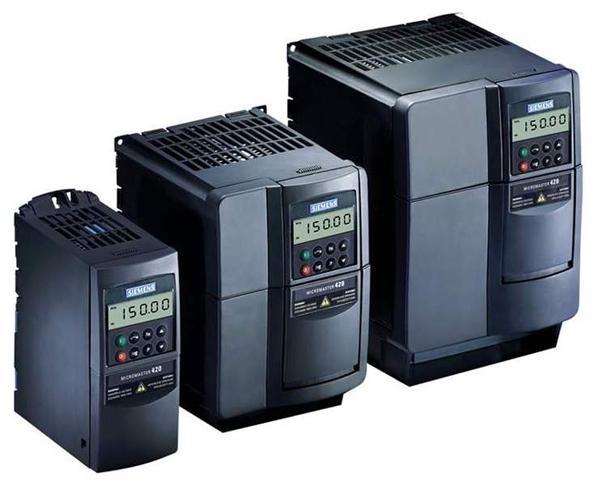 Частотные преобразователи Siemens