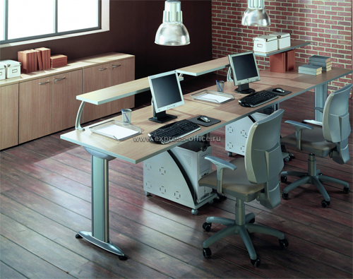 Выбираем мебель для офиса