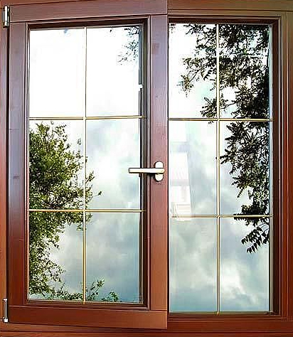 Алюминиевые и пластиковые окна от производителей