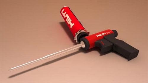 Пистолет для пены Hilti