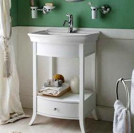 Мебель для ванной комнаты: секрет правильного выбора