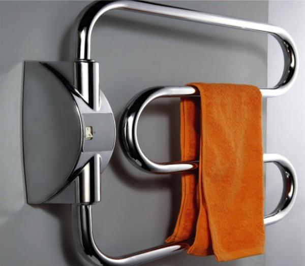 Монтаж нового полотенцесушителя