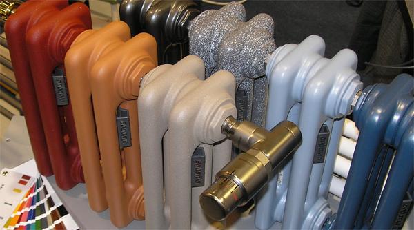 Как установить трубчатые радиаторы отопления
