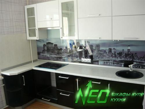 Выбор шкафа-купе и мебели для кухни