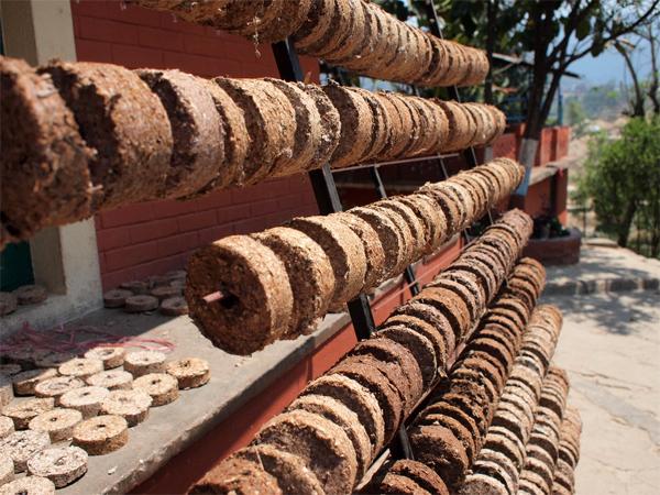 Производство топливных брикетов в домашних условиях