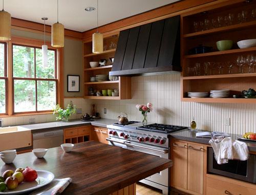 Кухонный фартук — наряд для кухни