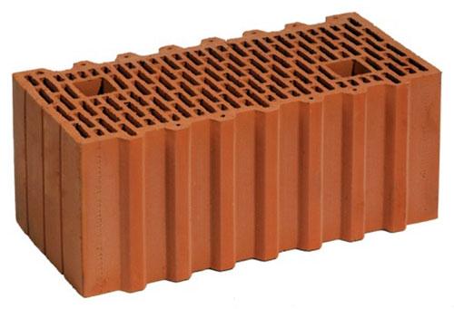 Крупноформатные керамические блоки: в основе любой несущей стены!