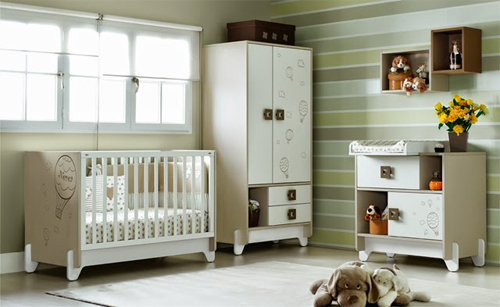 Подготовка детской комнаты: в ожидании чуда