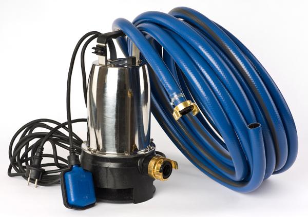 Устанавливаем водяной насос для системы отопления