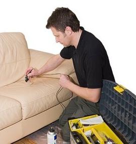 Мягкая мебель: особенности ремонта и реставрации