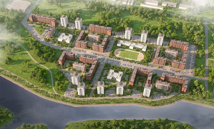 Квартиры в Новосибирске от компании