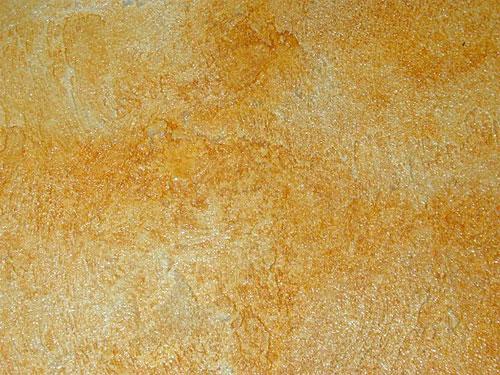 Пол на кухне из бетона