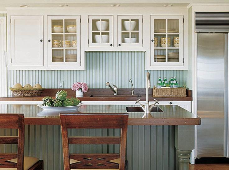 Оформляем кухню в кантри-стиле