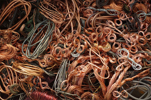 Приём и оценка лома цветных металлов