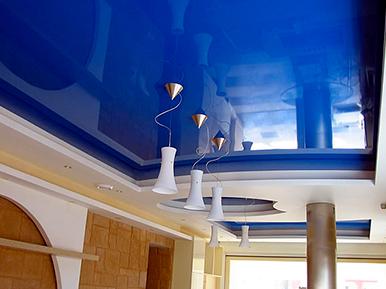 натяжные потолки в Севастополе