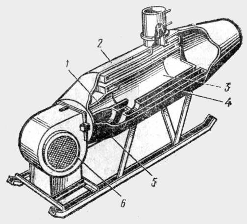Комплектующие моторного подогревателя МП-300