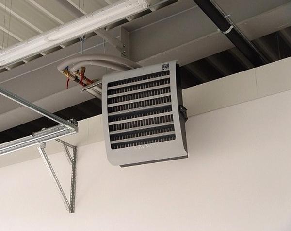 Как работает воздушно-отопительный агрегат