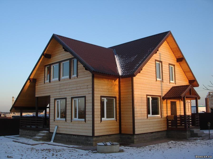 Преимущества деревянных жилых домов