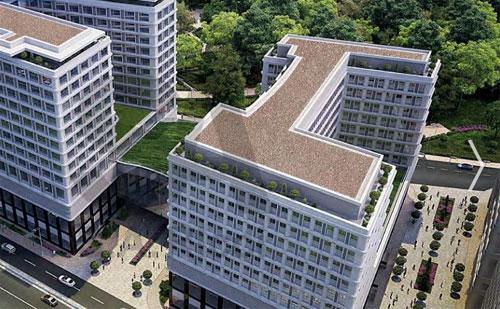 Обзор жилого комплекса «ВТБ Арена парк»