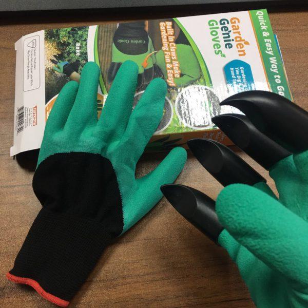 Перчатки: упаковка