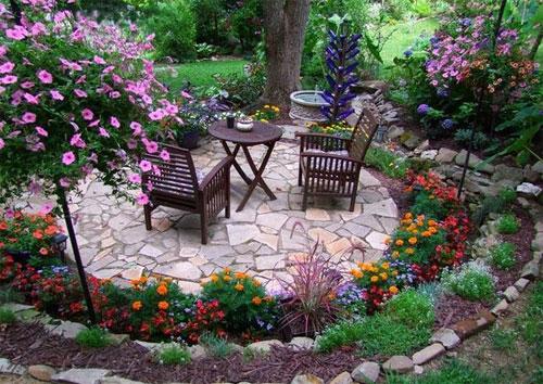 Мой любимый сад!