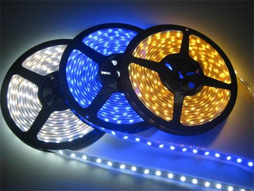 Правила установки светодиодной ленты