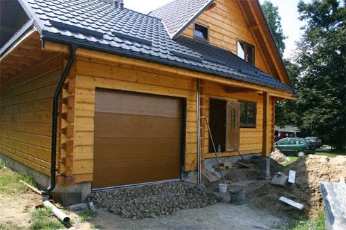 Ремонт фундамента и смена венцов в деревянном доме