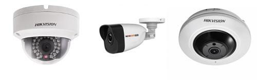 Принцип работы iP-видеокамеры