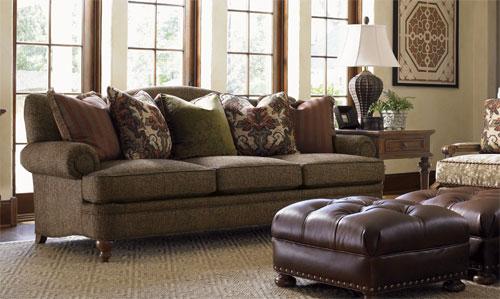 Обивка диванов: выбираем материал